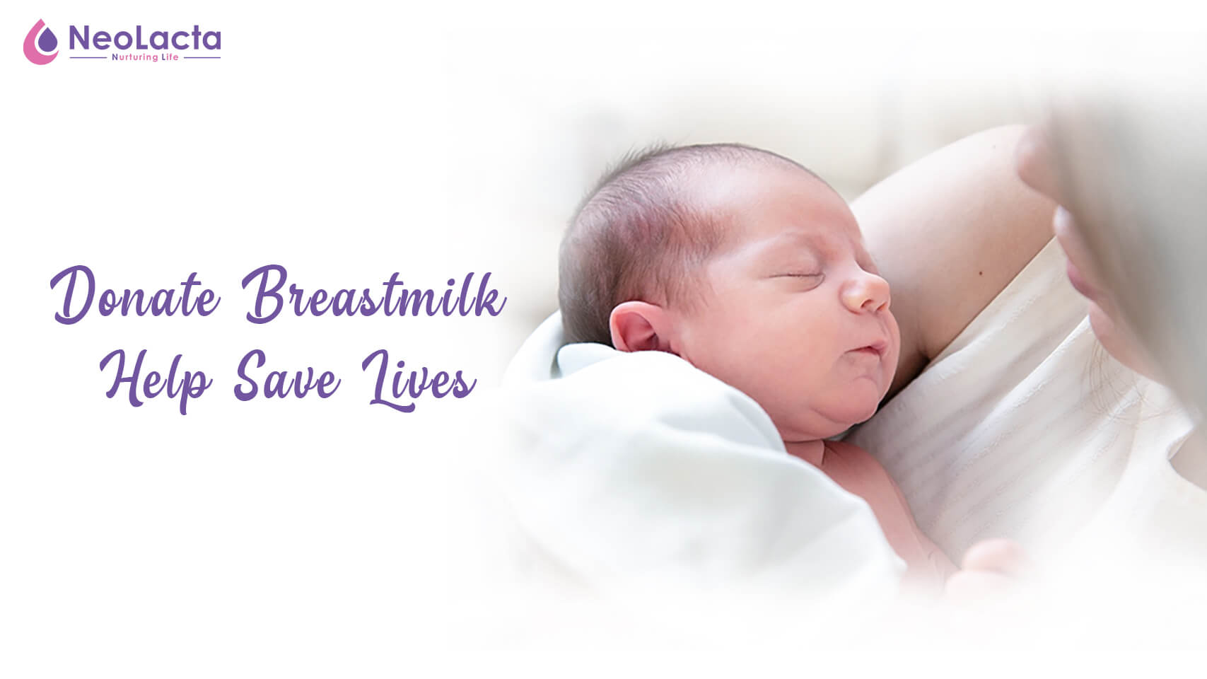 DONATE BREAST MILK AND SAVE LIVES