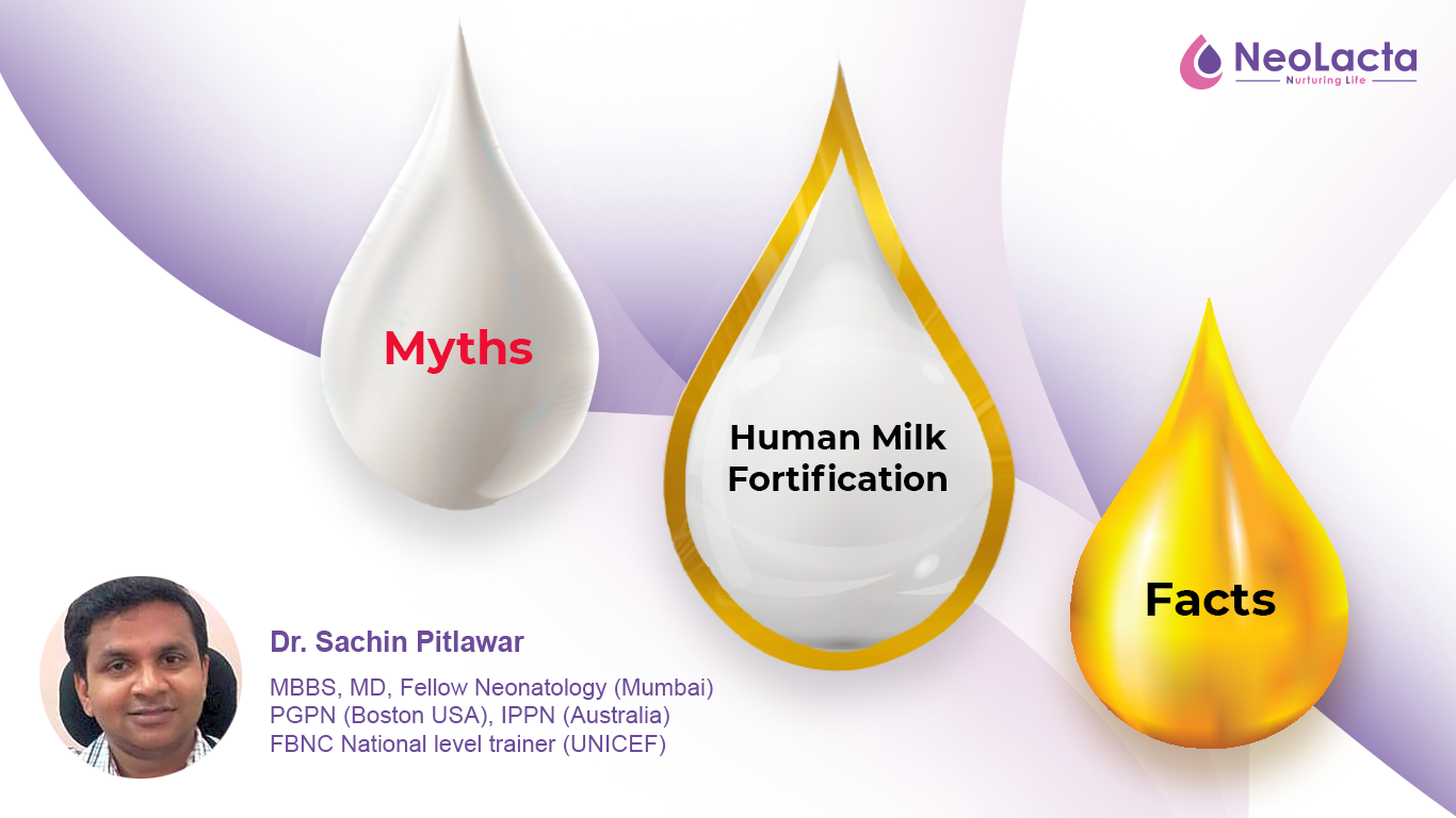 Human Milk Fortification: Myths & Facts
