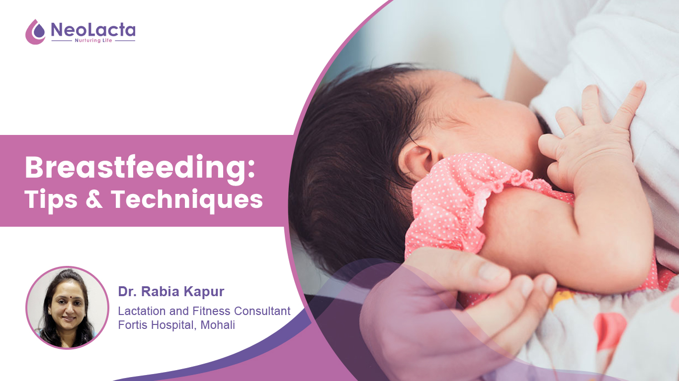 Breastfeeding Tips & Techniques